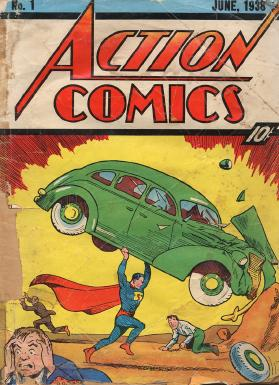 Action Comics No 01