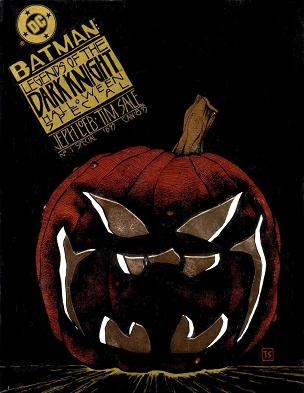 Batman Especial Halloween