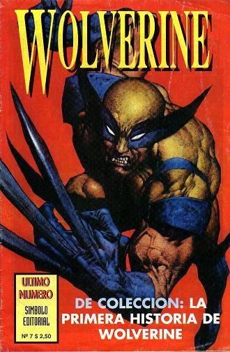 Wolverine 1ra